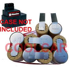 Battery Pack For Metabo 12V D 6.30066 31724 BEAT 12/2 R+L 2.0Ah Ni-Cd OZ SELLER