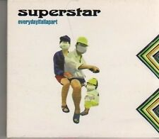 (AD939) Superstar, Every Day I Fall Apart - DJ CD