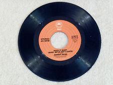 "JOHNNY NASH*ROCK IT BABY/ (WHAT A ) WONDERFUL WORLD*EPIC 8 50219*1976.MINT*7""45"
