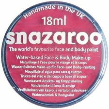 Snazaroo Classic Fuchsia Pink 18ml Face and Body Paint