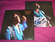 JIMI HENDRIX In The West / EXPERIENCE HENDRIX LEGACY Music On Vinyl DoLP 2011
