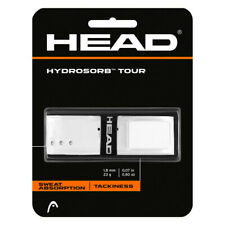NEW Head Hydrosorb Tour WHITE Replacement Grip for Tennis Racquet Racket
