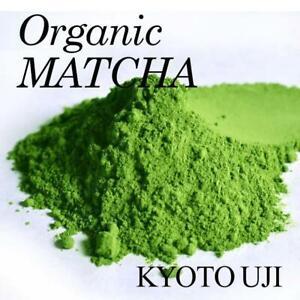 organic matcha green tea powder ceremonial grade KIWAMI  30g