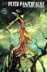 Peter Panzerfaust #20 VF/NM; Image   save on shipping - details inside