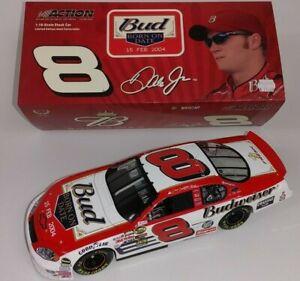 Dale Earnhardt Jr #8 Budweiser Born On 2004 Monte Carlo 1:18 Action Diecast Car