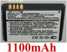 Batterie 1100mAh type 35H00137-00M BB92100 Pour HTC Liberty