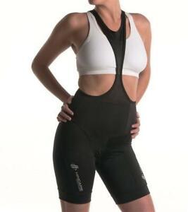 Hincapie Women/'s Max Shorts Black//Green
