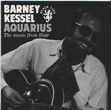 BARNEY KESSEL  CD  AQUARIUS   THE MUSIC FROM HAIR