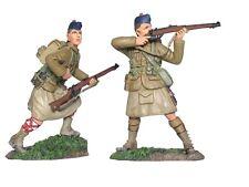 W Britain 17949 WWI British 42nd Black Watch Highlanders Firing Set No 1