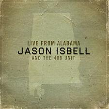 Jason Isbell , Live FRom Alabama ( Double vinyl ) (794504789836)