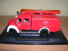 Yatming 1961 Magirus-Deutz Mercur TLF16 Pompieri Selbitz Fire Fighter 1:43