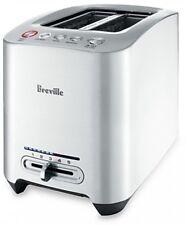 Breville Die-Cast 2-slice Smart Toaster LED Panel 800 Watts
