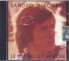 SANDRO GIACOBBE - Le piu' belle canzoni - CD SIGILLATO SEALED