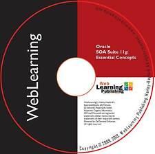 Oracle SOA Suite 11 G Essential Concepts Self-Study Guide de formation