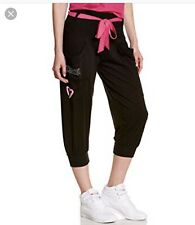 Zumba Party In Pink Cargo Pants XS BNWT