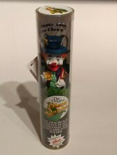 Vintage Clown Plant Feeder The Original Plant Watchers w Jobes Plant Food Spikes