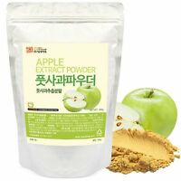 Green Apple Extract Powder Natural 100% Diet Detox Dietary Fiber Vitamin C 200g