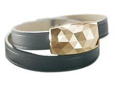 June Uv Monitoring Bracelet - Gold