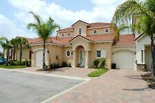 Luxury Florida Villa to Rent - Sleeps 10 - minutes to Disney! - From £400 per wk