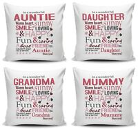 To a Wonderful Relative Lovely Cushion Cover