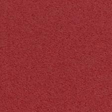Dolls House Miniature 1:12 Scale Flooring Dark Red Self Adhesive Carpet