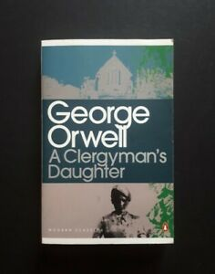 GEORGE ORWELL: A CLERGYMAN'S DAUGHTER PAPERBACK Penguin Modern Classics VGC!