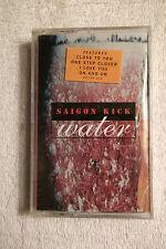 SAIGON KICK - Water - CASSETTE ATLANTIC Sealed NEW - Hard Rock