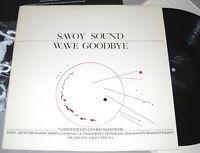 SAVOY SOUND WAVE GOODBYE Snakefinger,Tuxedomoon+ VINYL LP record album+insert EX
