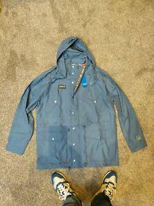 adidas Standish SPZL Parka  SMALL Ash Blue Spezial Liam Gallagher Gary aspden