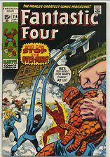 Fantastic Four 114 High Grade