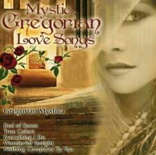 Gregorian Mystica - My Gregorian Love Song CD #G1981796