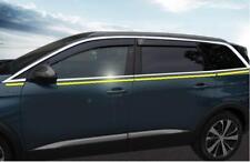 Edelstahl fensterleisten unten fuer Peugeot 5008 Bj 2017