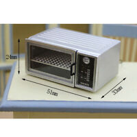 1/12 Dollhouse Miniature Furniture Microwave Oven Family Appliances Kitchen