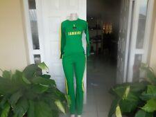 Women Jogging set Jamaica color Size Medium