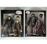 """new Rise Of The Planet Of The Apes Caesar Koba action figure 6"""""""