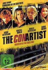 DVD NEU/OVP - The Con Artist - Hochstapler par Excellence - Rossif Sutherfland