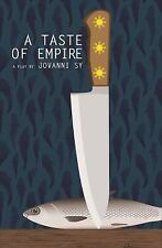 A Taste of Empire by Jovanni Sy (2017, Paperback)