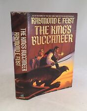 The King's Buccaneer-Raymond E. Feist-SIGNED!!-TRUE First Edition/1st Printing!!