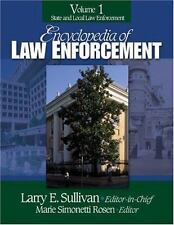 Encyclopedia of Law Enforcement-ExLibrary
