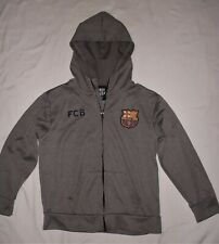 FC Barcelona Soccer Club Athletic Hoodies/Sweatshirts Official Merch. Boys Sz M