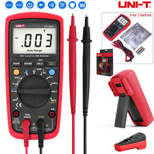 Peakmeter Pm8247s Smart Auto Range Digital Multimeter AC DC Ammeter W/flashlight