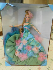 BARBIE-CLAUDE MONET-WATER LILY-Limited Edition/NRFB/OVP