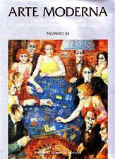 CATALOGO DELL'ARTE MODERNA ITALIANA n. 34, 1998