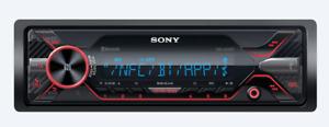Sony DSX-A416BT Single-DIN USB AUX InDash Radio Digital Bluetooth Media Receiver