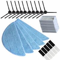 Zubehör Filter Netz für Ilife V5 V5s V3 V3s V5 pro V50 V55 Staubsauger Pinsel