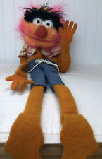 "ANIMAL Muppet Hand Puppet FISHER PRICE JIM HENSON 1978 22"""