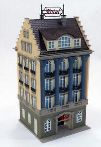 Built up Vollmer 4 Story Building Hotel  HO