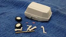 pompier accessoire kit  resine motopompe haka ancienne version, 1/43