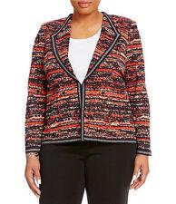 4721c61db02 Ming Wang Plus Size Coats   Jackets for Women