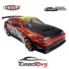NEW - HSP RC 1/10 2.4GHZ 4WD TOYOTA AE86 DRIFT CAR 94123 12318R - HOBBY - RTR -